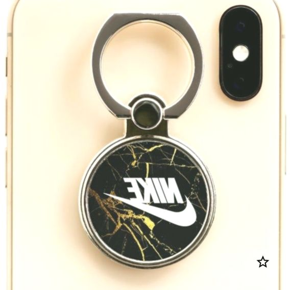 nike case iphone Xs XR Xs Max, nike pop grip, phone accessories, phone ring holder case, samsung s8