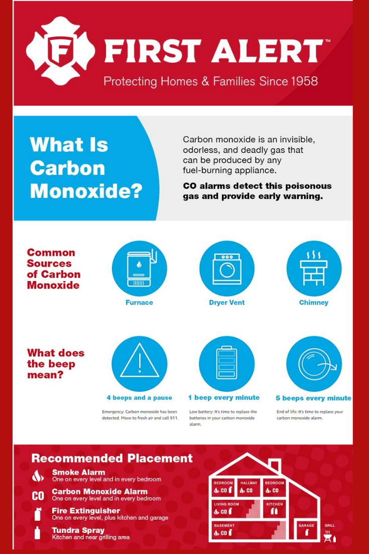 The First Alert CO605 PlugIn Carbon Monoxide Detector