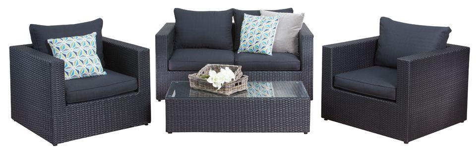Exceptional #OutdoorSofaSets   Portman 2 Seater #SofaSet   Segals Outdoor Furniture