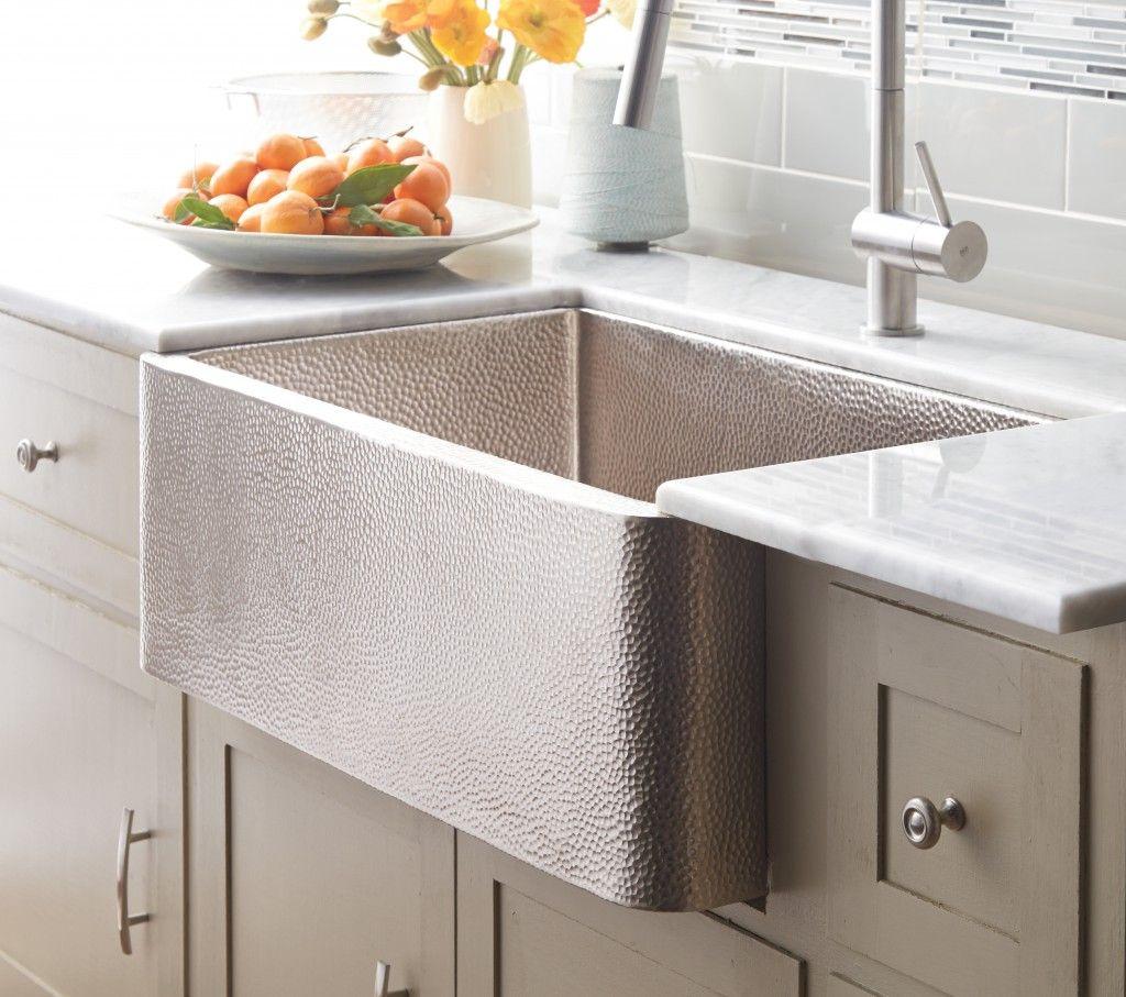 porcelain farmhouse sink Apron Front Sinks
