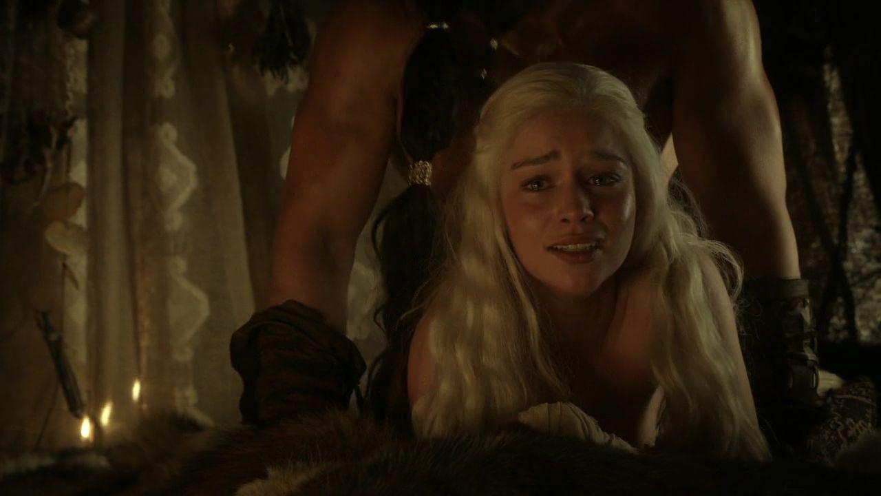 Сексуальные сцены фильма престолов