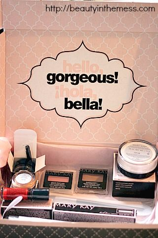 MK Glam: Hello, Gorgeous! - Beauty in the Mess