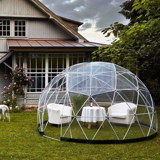 これがテント!?ちょっと変わった丸型ドームテントをご紹介! | hinata