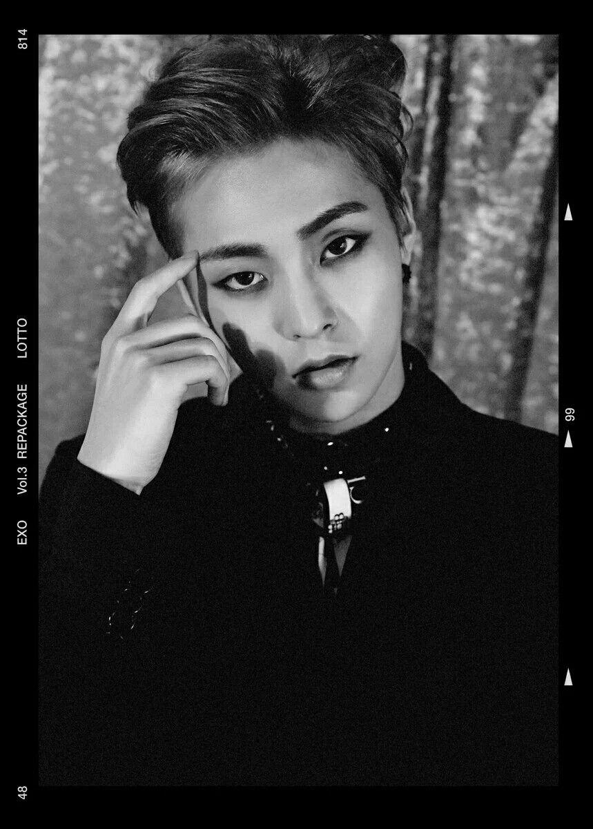 EXO Xiumin 'LOTTO' Teaser photo