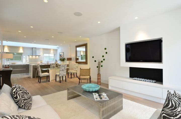 Casas minimalistas y modernas comedor arquitectura for Casa minimalista interior cocina