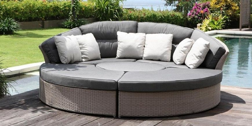 Round Outdoor Sofa Bed Sofa Design Ideas Pinterest Sofa