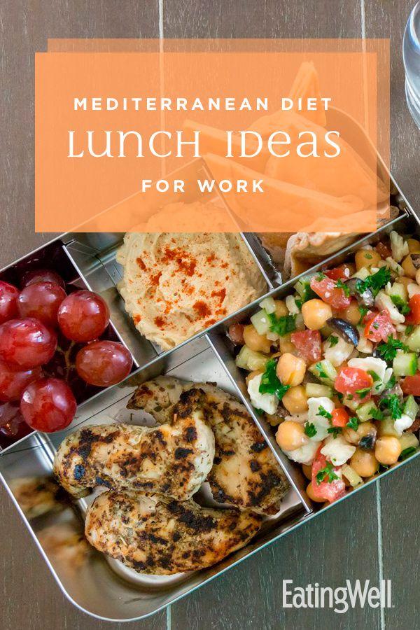 Mediterranean Diet Lunch Ideas for Work