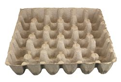 Egg Tray Filler Flat Egg Crate Paper Pulp 36 Cell With Images Tray Egg Crates Seed Starter