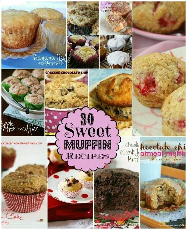 80 SWEET MUFFINS