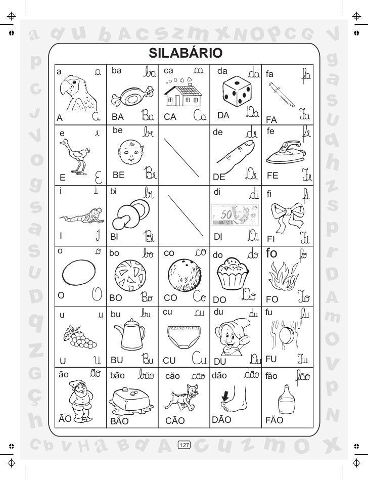 Ciranda Das Silabas Volume 3 Atividades Com O Alfabeto Ciranda
