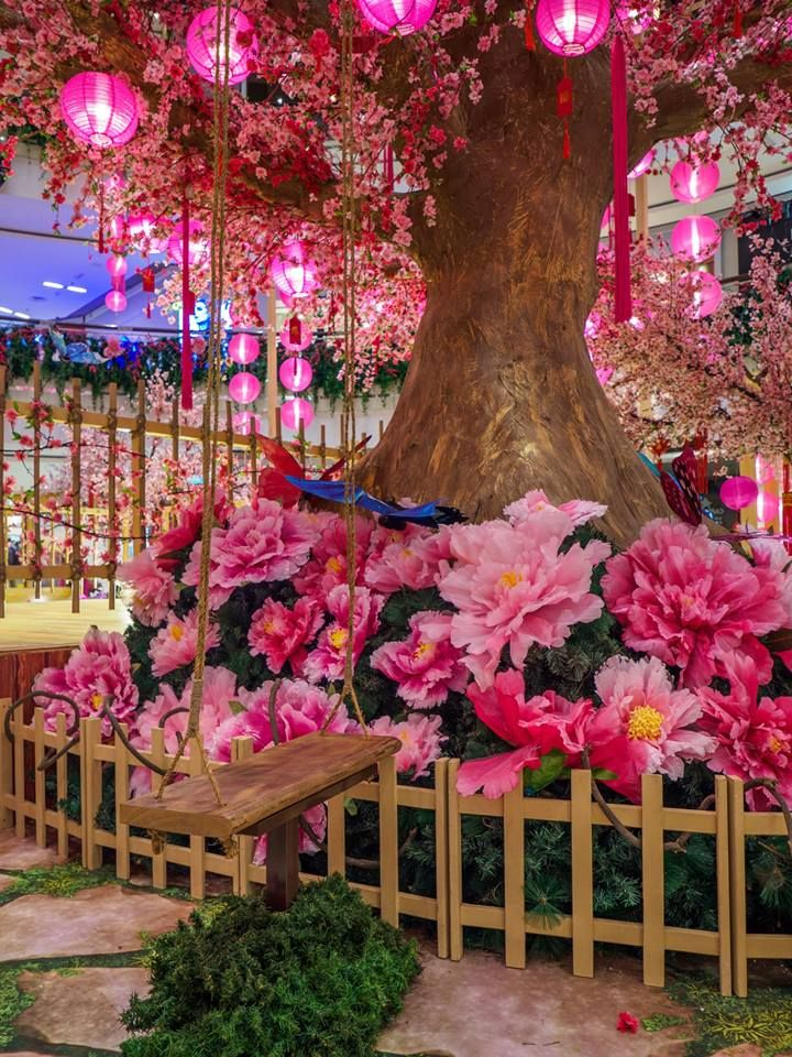 Queensbay Mall, Malaysia_Lunar New Year 2019_6 | Chinese ...