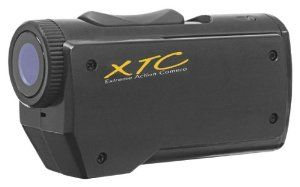 Midland XTC100VP2 640 x 480 Standard Definition Extreme Action Camera with 4 types of Mounts Included (Black),