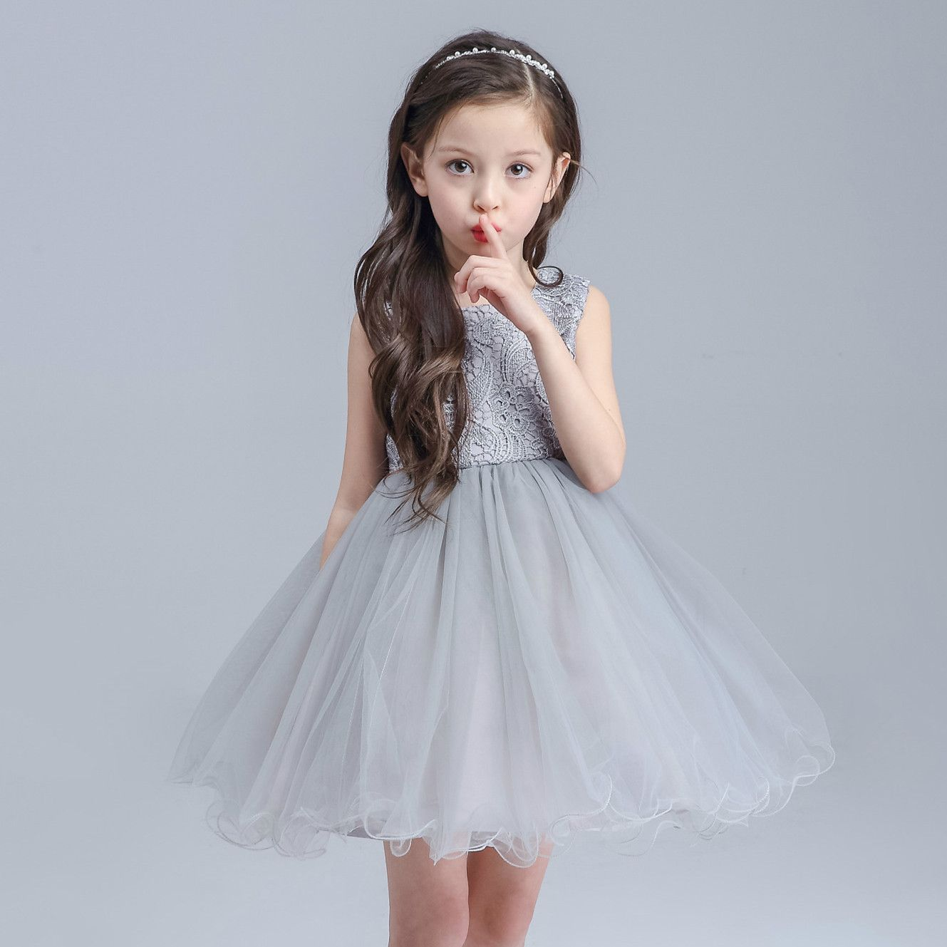 Buy good quality baby clothing children girl party wear western ...