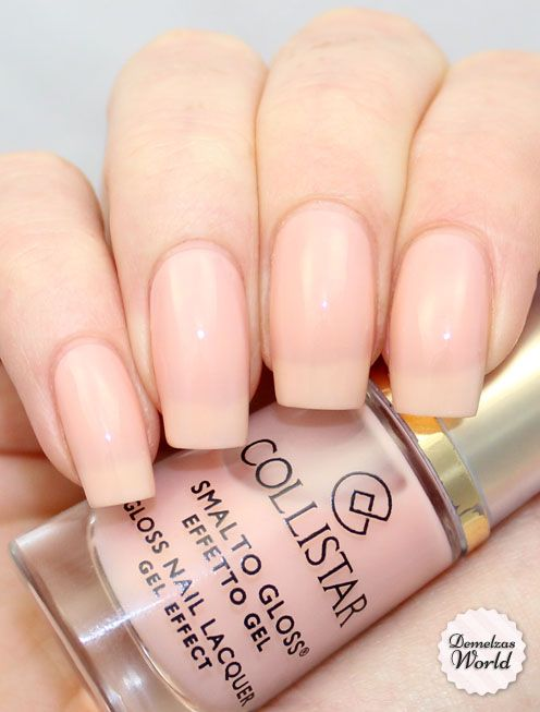 Smalto Gloss® Effeto Gel . 513 neutro french by @Demelza | nail art ...