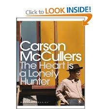 TheHeart Is a Lonely Hunter by Carson McCullers