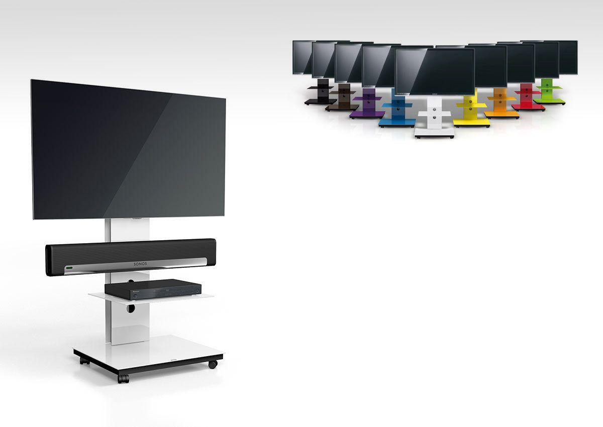Verrijdbare Tv Kast : Spectral tray verrijdbare tv standaard design furniture in