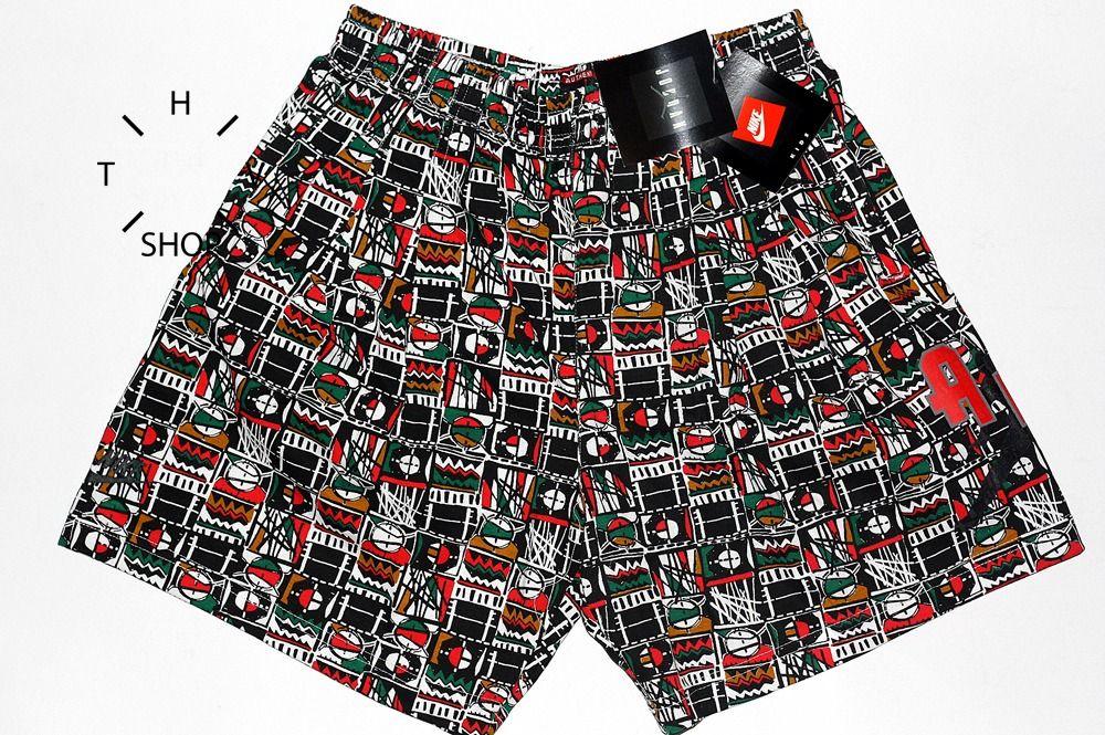 15746f03b301 Vintage NIKE Air Jordan shorts Basketball Pants trunks Unisex Boys Mens NOS  Deadstock 90s XS S - photo 1 6