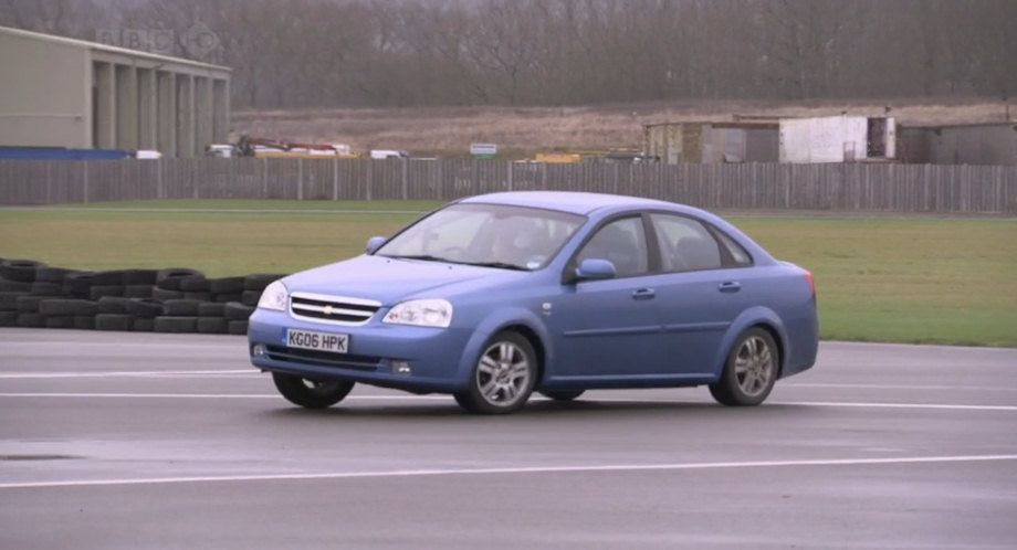 The Chevrolet Lacetti Top Gear Reasonably Priced Car Top Gear