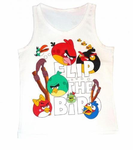 Koszulka Milosnika Gry Angry Birds 110 Polska 5443572416 Oficjalne Archiwum Allegro Angry Birds Tank Top Fashion Birds
