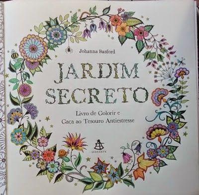 Meu Jardim de Livros: Jardim Secreto