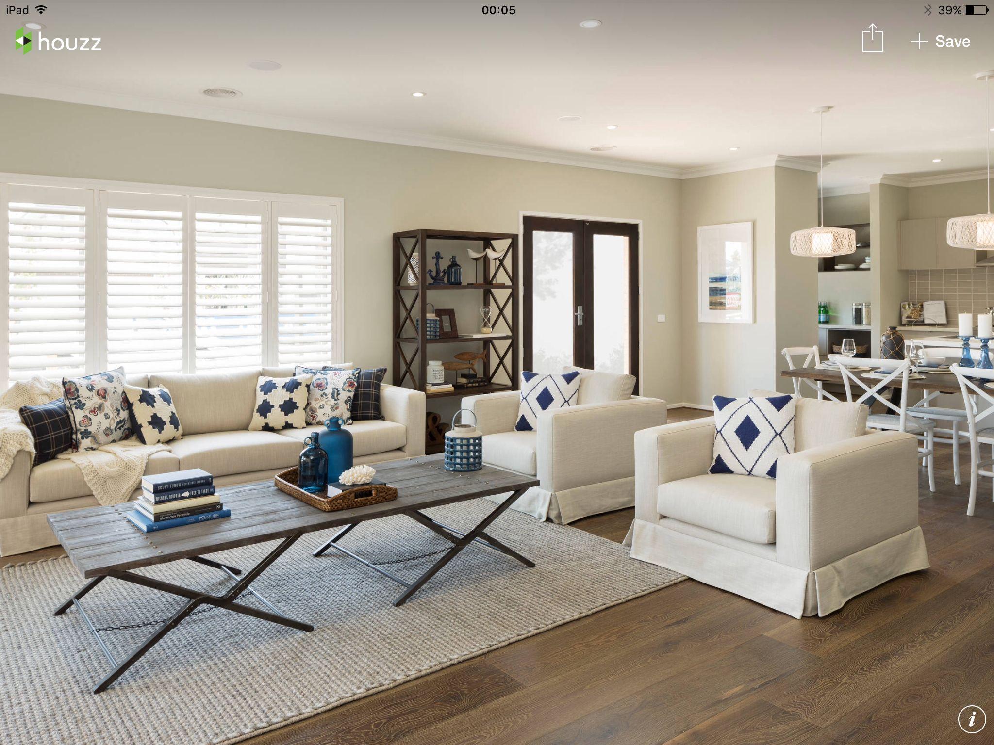 Living room inspiration from houzz | home | Pinterest | Living room ...