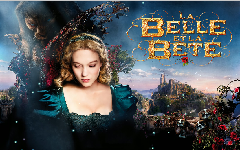 The French Version Of Beauty And The Beast On Netflix Beauty And The Beast Movie Beauty And The Beast Fantasy Films