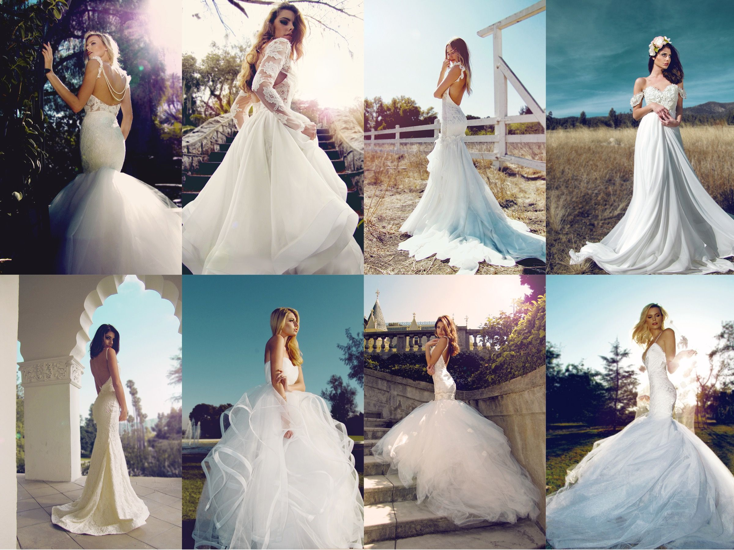 Make me a wedding dress  Life is a story Make yours a fairytale Discover the enchanting
