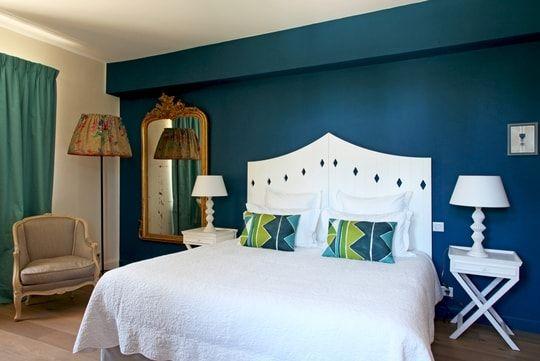 Quelle couleur pour une chambre à coucher ? - couleur chambre de nuit