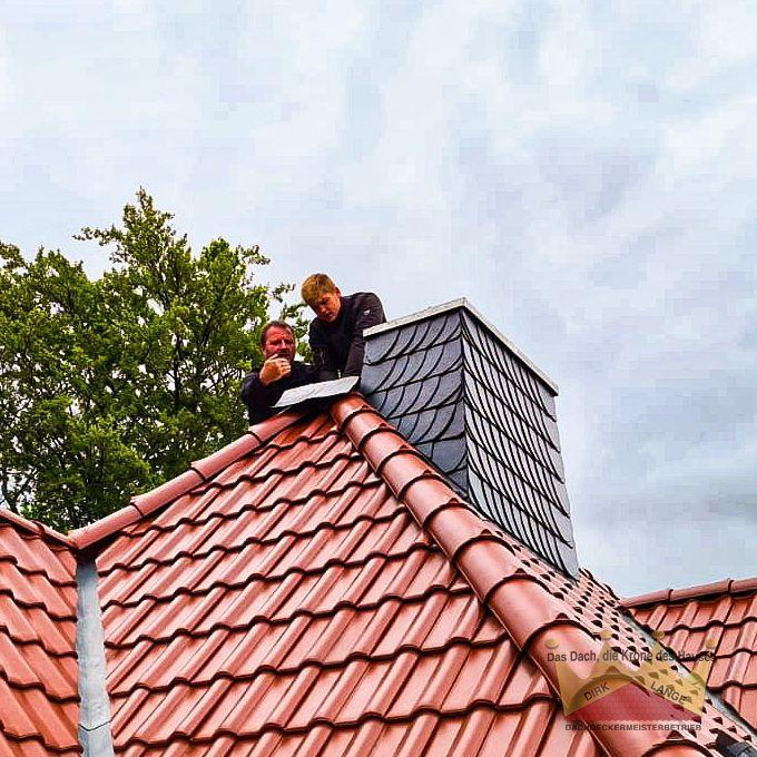 Pin auf Steildach Dachsanierung