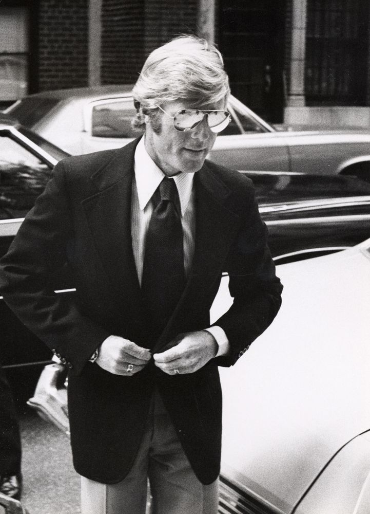 Robert Redford wears Ray-Ban Aviator (RB-3025)  0de7b08c50fc