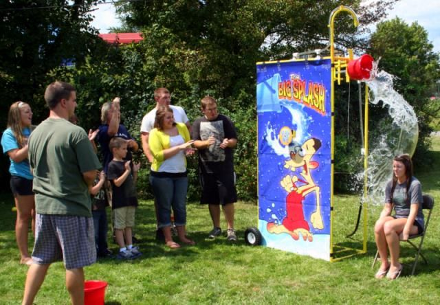 Where To Find Big Splash Water Game In Omaha With Images