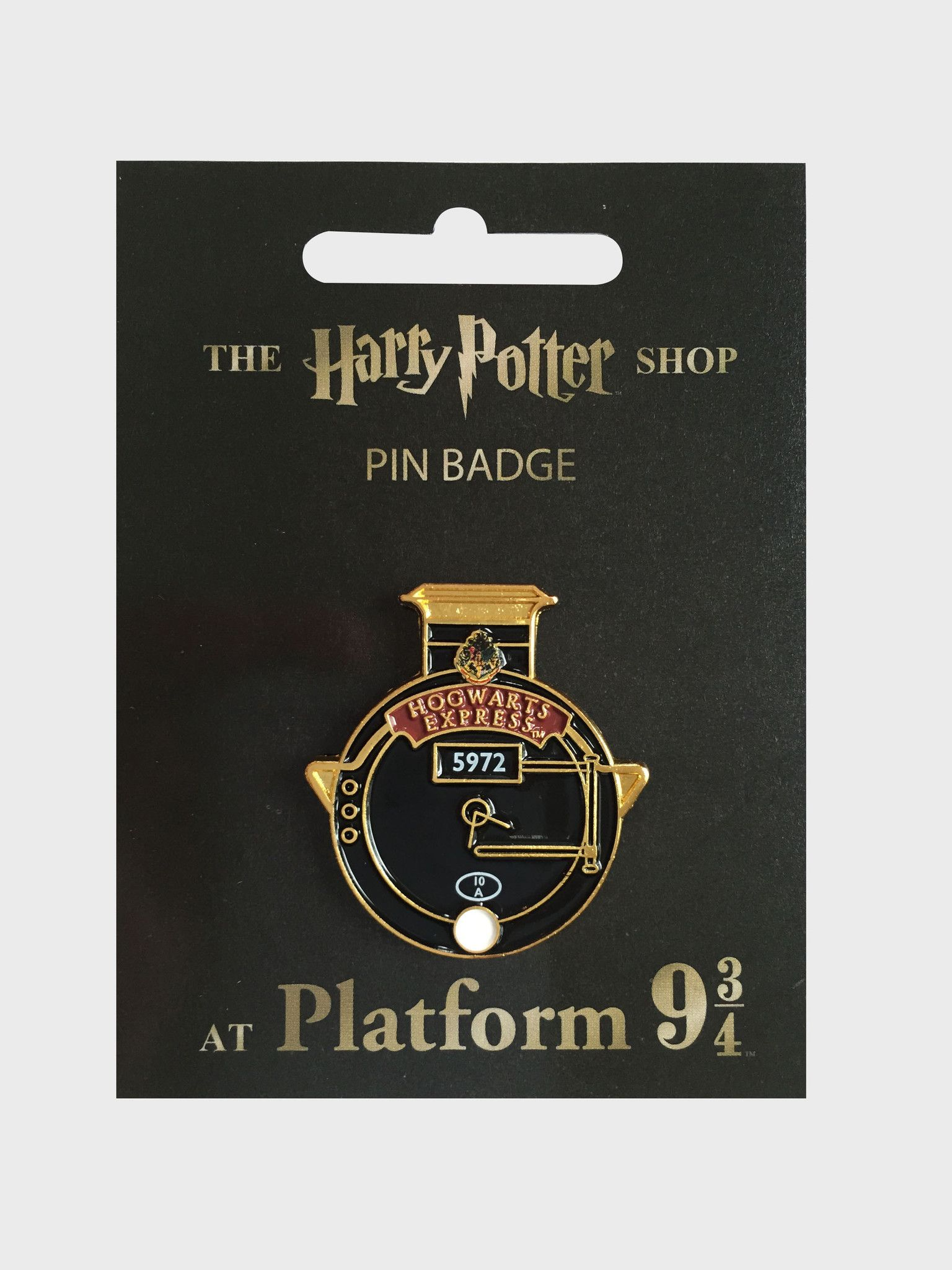 ab9b4e6ebb5 Hogwarts Express Pin Badge in 2019