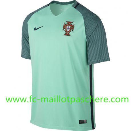 Polo Nike Portugal Vert Coupe du monde 2018   FootKorner