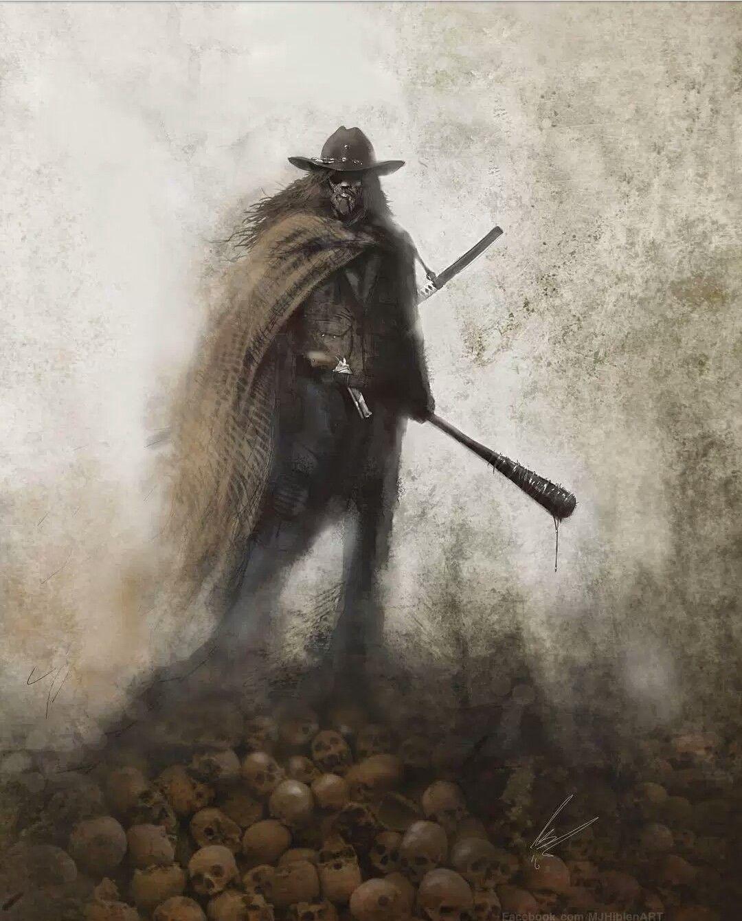 Old Man Carl The Walking Dead