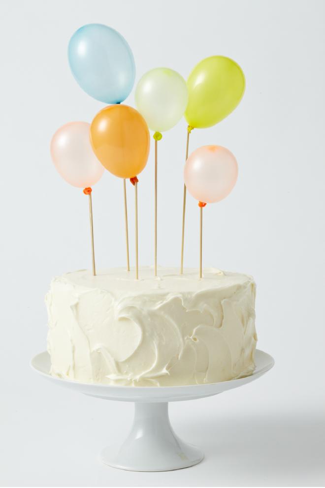 Vesiilmapallotikkuja koristeeks Mini balloons My parties