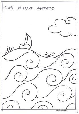 Maestra nella il colore blu filastrocche pinterest for Maestra nella il libro dei colori
