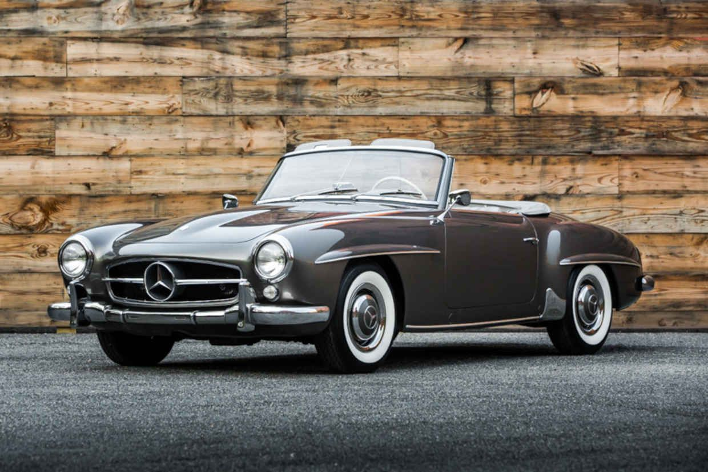 23 Photos Of A Flawless 1960 Mercedes Benz 190sl Mercedes Benz