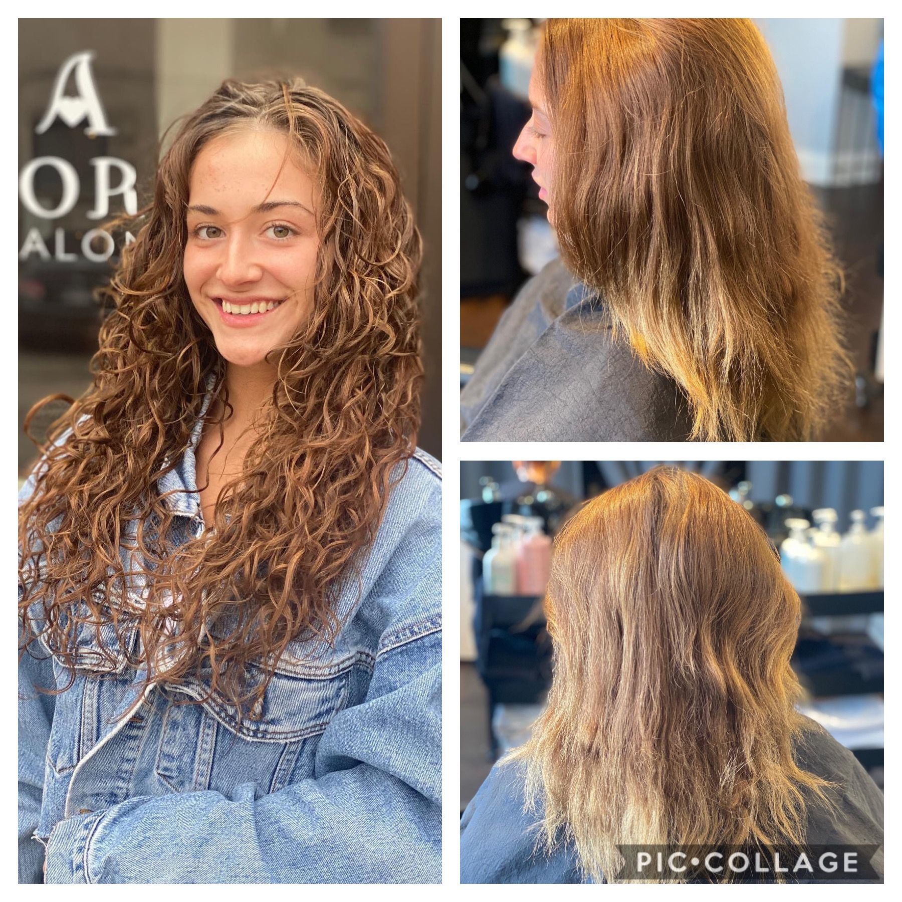 Adored Signature Hand Tied Hair Extensions In 2020 Curly Hair Styles Hair Extensions Curly Hair Salon