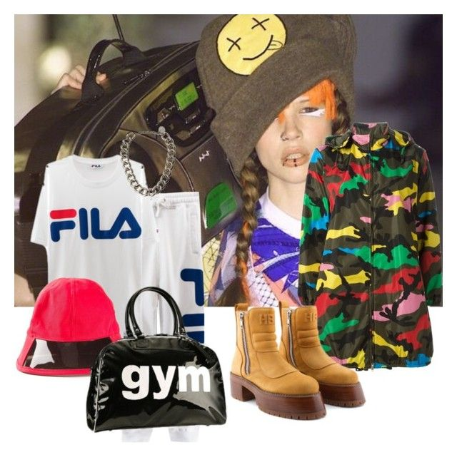 """""""Boombox!"""" by strangeviolet ❤ liked on Polyvore featuring Valentino, A.P.C., Trumpette, Alexander McQueen and modern"""