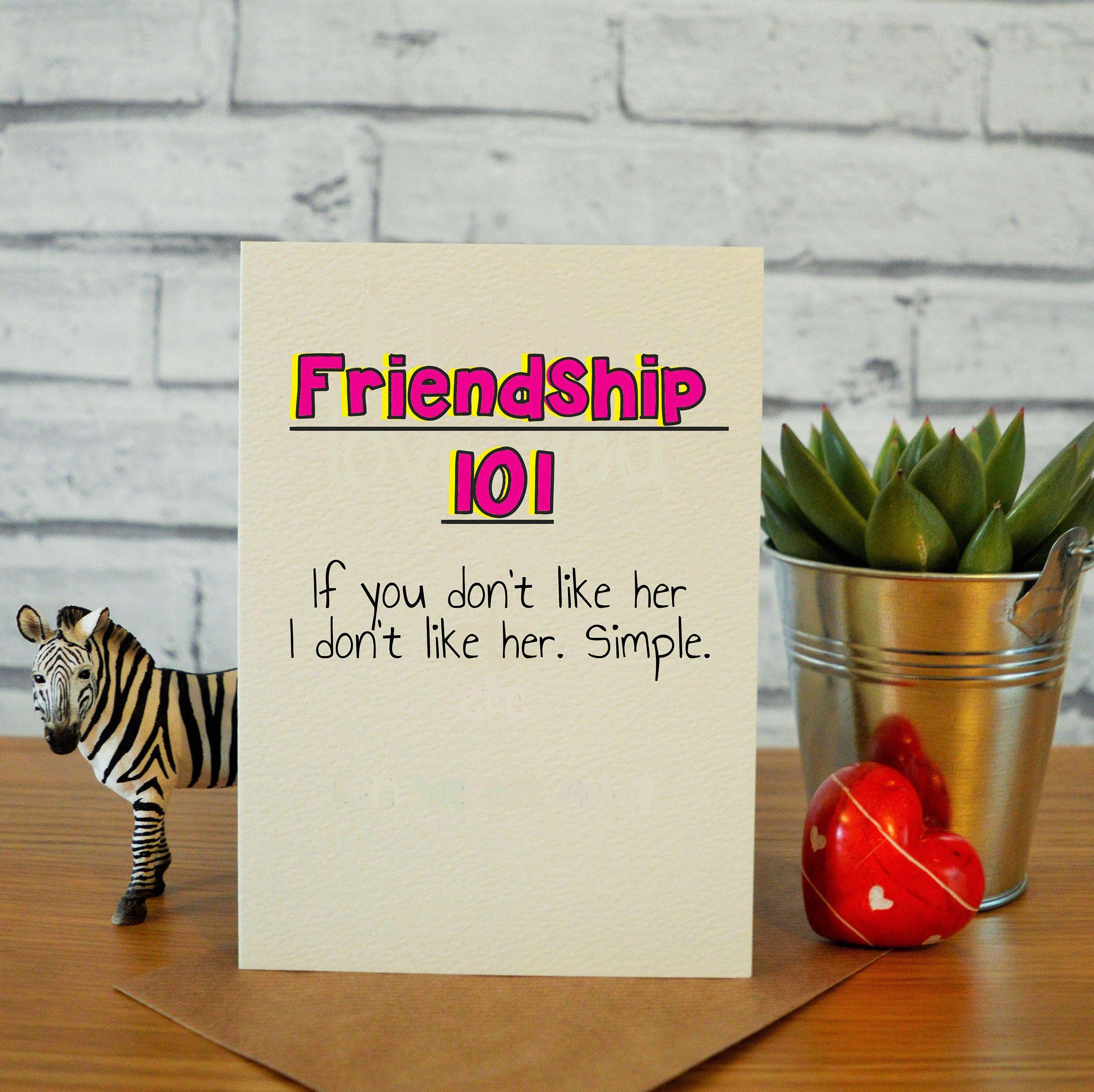 Best Friend Birthday Card Funny Best Friend Birthday Card Etsy Birthday Cards For Friends Best Friend Birthday Cards Funny Birthday Cards