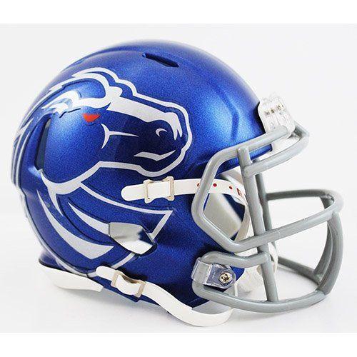 Riddell Mississippi Ole Miss Rebels Blue Officially Licensed NCAA Speed Full Size Replica Football Helmet