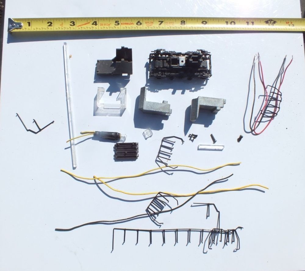 Model Train Wiring Accessories Diagram Master Blogs Ho Scale Diagrams Misc Parts Weights Wires Rh Pinterest Com