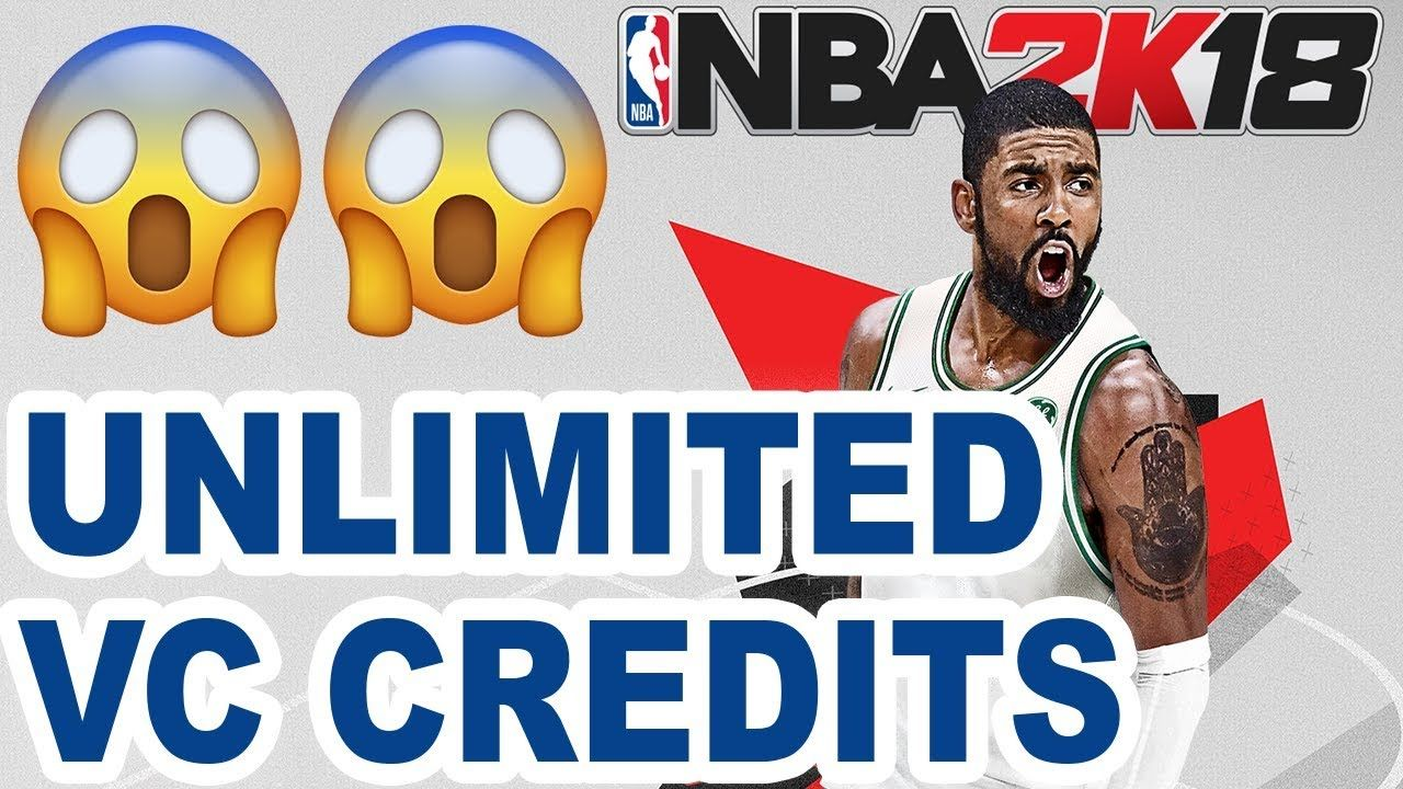 cab39f083b5  NEW  NBA 2K18 Hack (Android iOS) Unlimited VC Credits