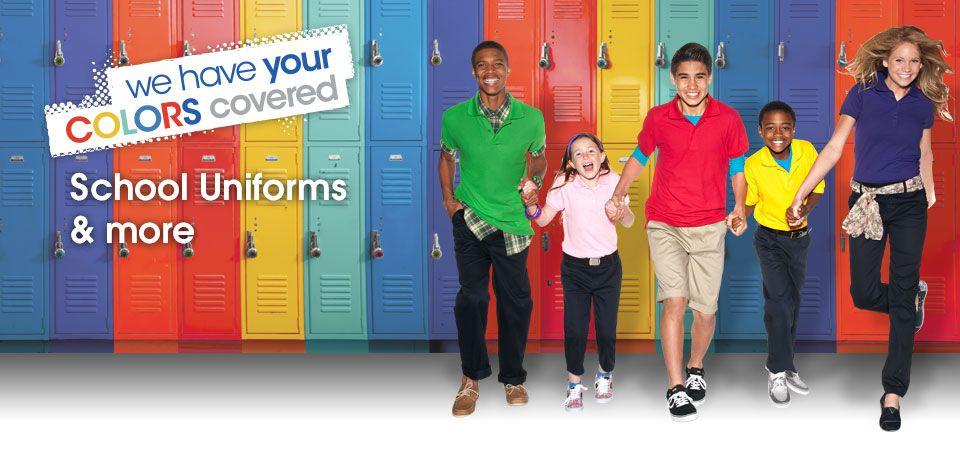 Academy School Uniforms for boys, girls, juniors, and