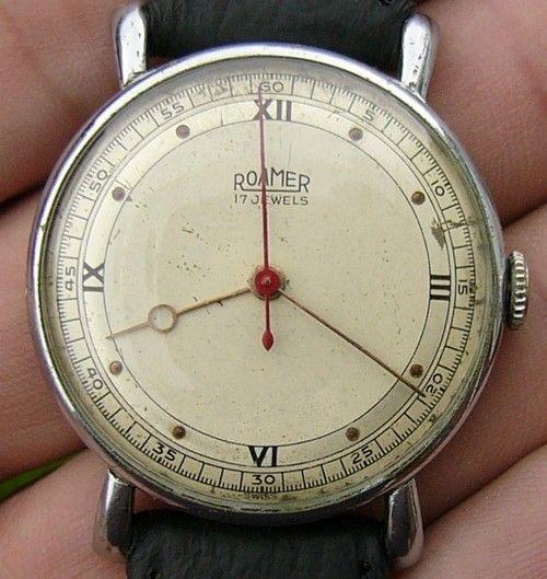 Vintage Watch Roamer
