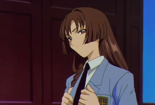Nakuru isn't human, probs not a girl and is planning on feasting on Touya, I dislike this character with a passion.