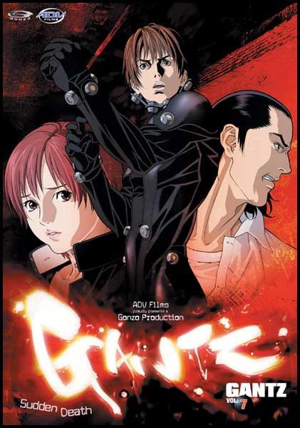 gantz anime