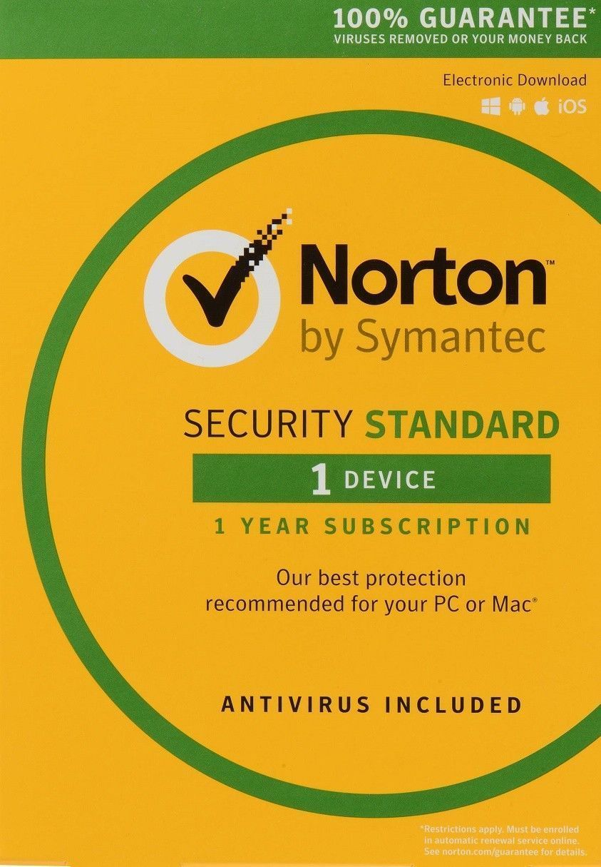 Details about Norton Security Standard 3.0 2020 Download