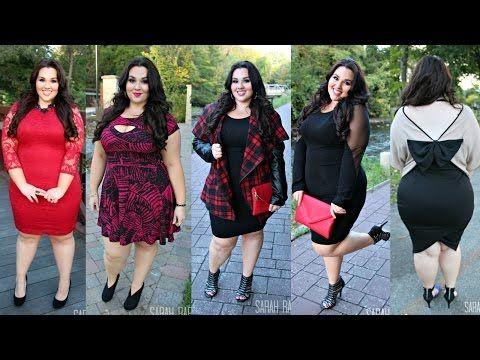 747b7f7b252 Fall Dresses Lookbook |Plus Size Fashion| - YouTube | Dream Clothes ...