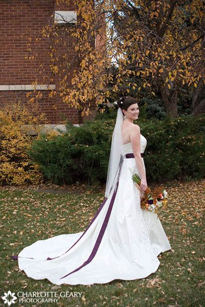 I Want A Purple Periwinkle And Plum Weddinglove This Sash